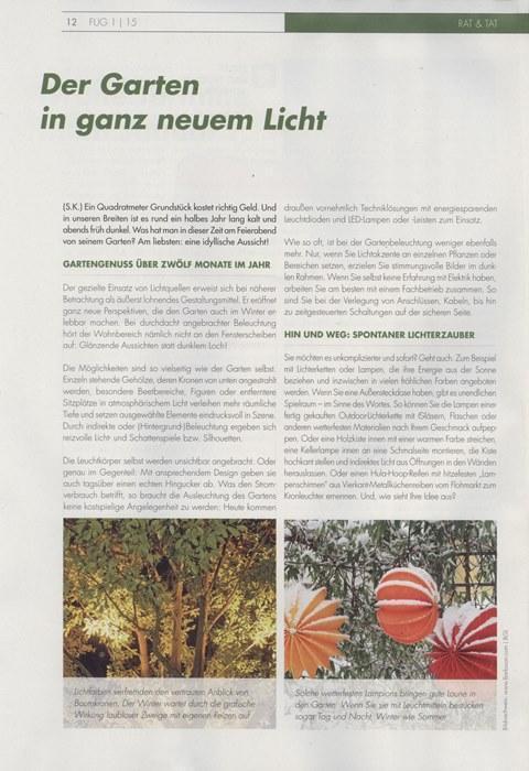Familienheim_und_Garten_Magazin_fuer_die_Mitglieder_im_Verband_Wohneigentum_Ausgabe_Januar_2015_Pressemitteilung_wetterfester_und_robuster_Lampion_Barlooon_Bericht