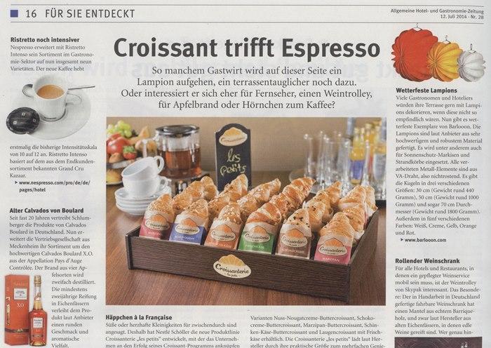 Allgemeine_Hotel_und_Gastronomie_Zeitung_Ausgabe_28_Juli_2014_Pressemitteilung_Bericht