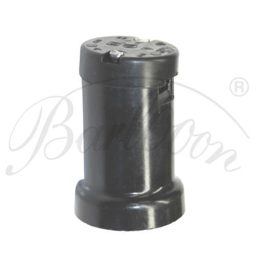 Illu-Fassung E27 ohne Haken in schwarz im Detail - Beleuchtungszubehör für den wetterfesten und robusten Outdoor Lampion Barlooon.