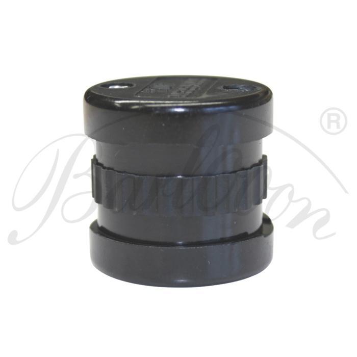 Illu-Kabel schwarze Abzweigdose - Beleuchtungszubehör für den wetterfesten und robusten Outdoor Lampion Barlooon.