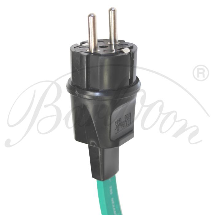 Illu-Kabel der Anschlussstecker - Beleuchtungszubehör für den wetterfesten und robusten Outdoor Lampion Barlooon.