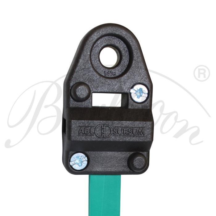 Illu-Kabel Aufhänge- und Endstück - Beleuchtungszubehör für den wetterfesten und robusten Outdoor Lampion Barlooon.