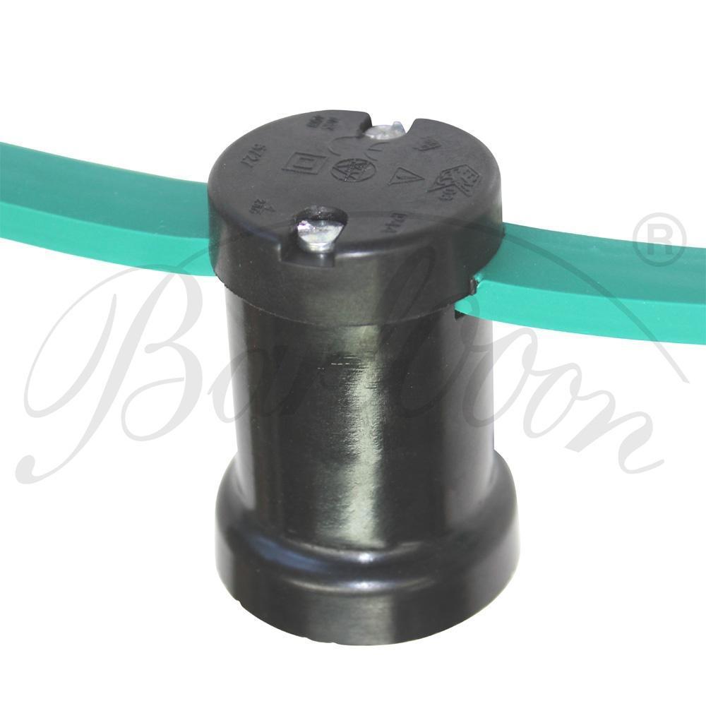Illu-Fassung E27 ohne Haken - Beleuchtungszubehör für den wetterfesten und robusten Outdoor Lampion Barlooon.