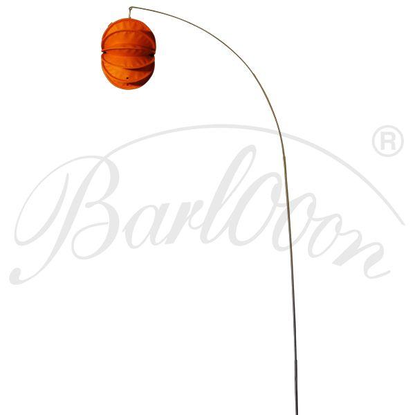 Der Edelstahl-Erdspieß für den wetterfesten und robusten Barlooon Lampion in der Größe S.