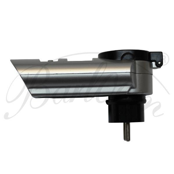 Brennenstuhl digitale Zeitschaltuhr - Beleuchtungszubehör für den wetterfesten und robusten Outdoor Lampion Barlooon.