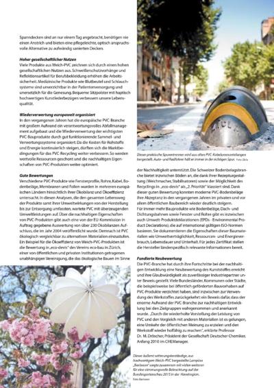 AGPU Januar 2017 Zeitschrift Bericht wetterfester und robuster Lampion Barlooon Made in Germany