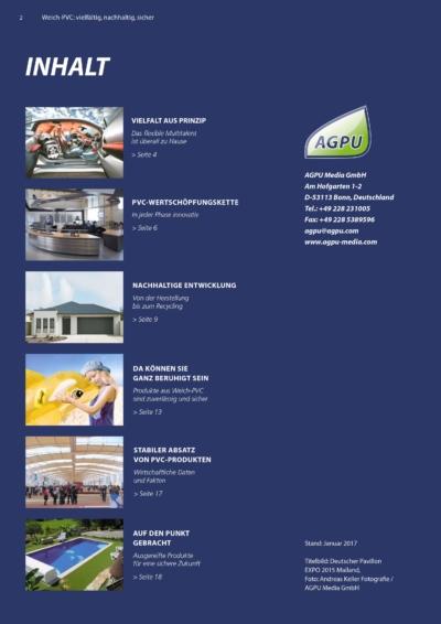 AGPU Januar 2017 Zeitschrift Cover Inhaltsuebersicht Bericht wetterfester und robuster Lampion Barlooon Made in Germany