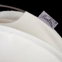 Der wetterfeste Outdoor Lampion Barlooon in weiß in der Grösse S - Das Label.