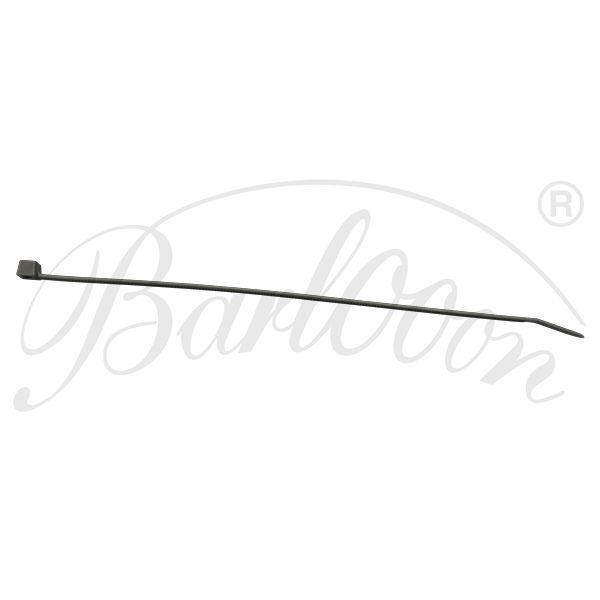 Kabelbinder in grau als Seitenansicht, Zubehör für den wetterfesten outdoor Lampion Barlooon