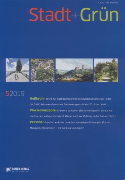 Stadt und Gruen 5_2019 Pressemitteilung wetterfester Lampion Barlooon Cover