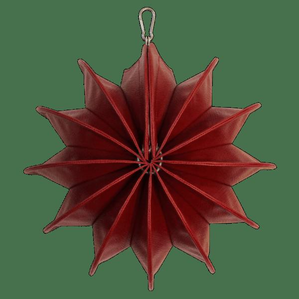 Der wetterfeste Outdoor Lampion Barlooon in der Christmas-Edition in der Größe S.