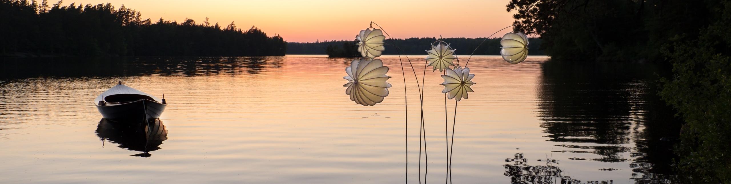 Barlooon - der wetterfeste Lampion - die Beleuchtung für das Leben im Freien